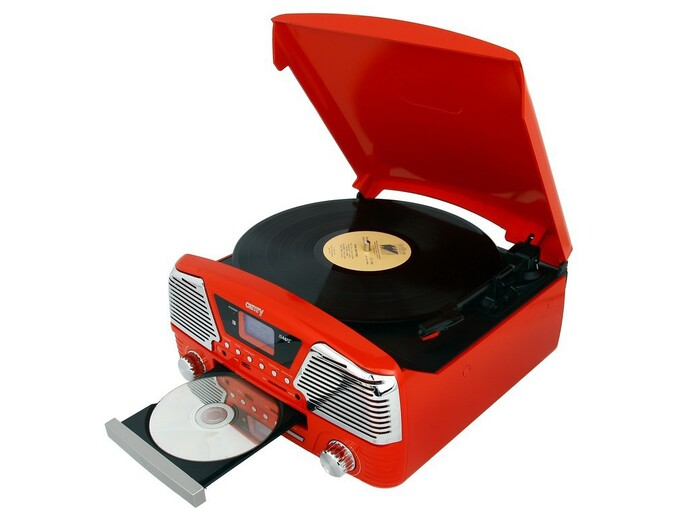 Camry Gramofon CR1134R