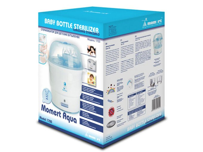 Momert Sterilizator flašica za bebe M1700