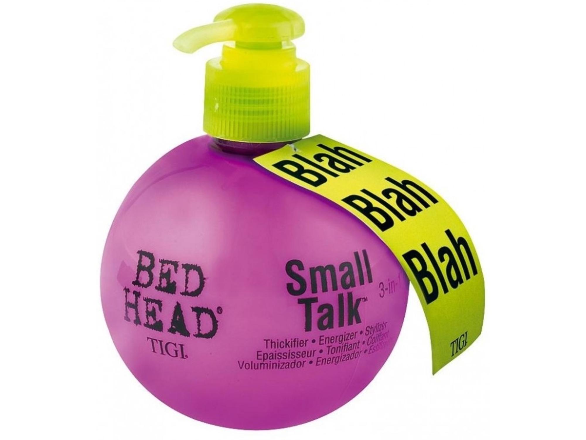 Tigi Lak za izredno močno obstojnost BED HEAD Small Talk 200 ml