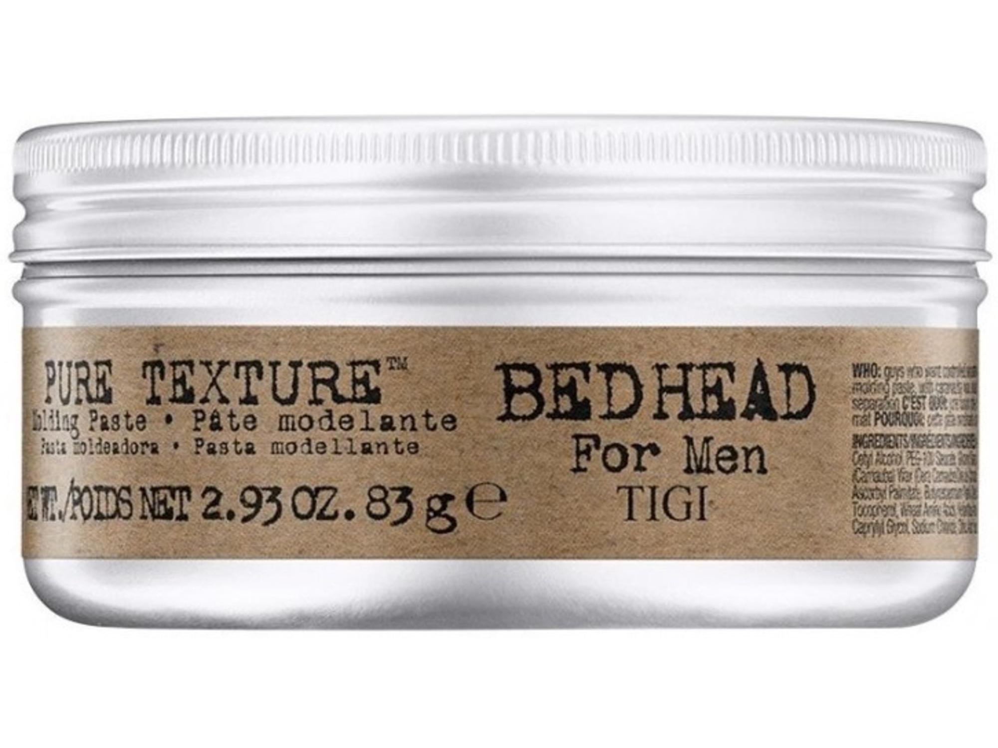 Tigi Pasta za oblikovanje BED HEAD B FOR MEN Pure Texture Molding Paste 83 g
