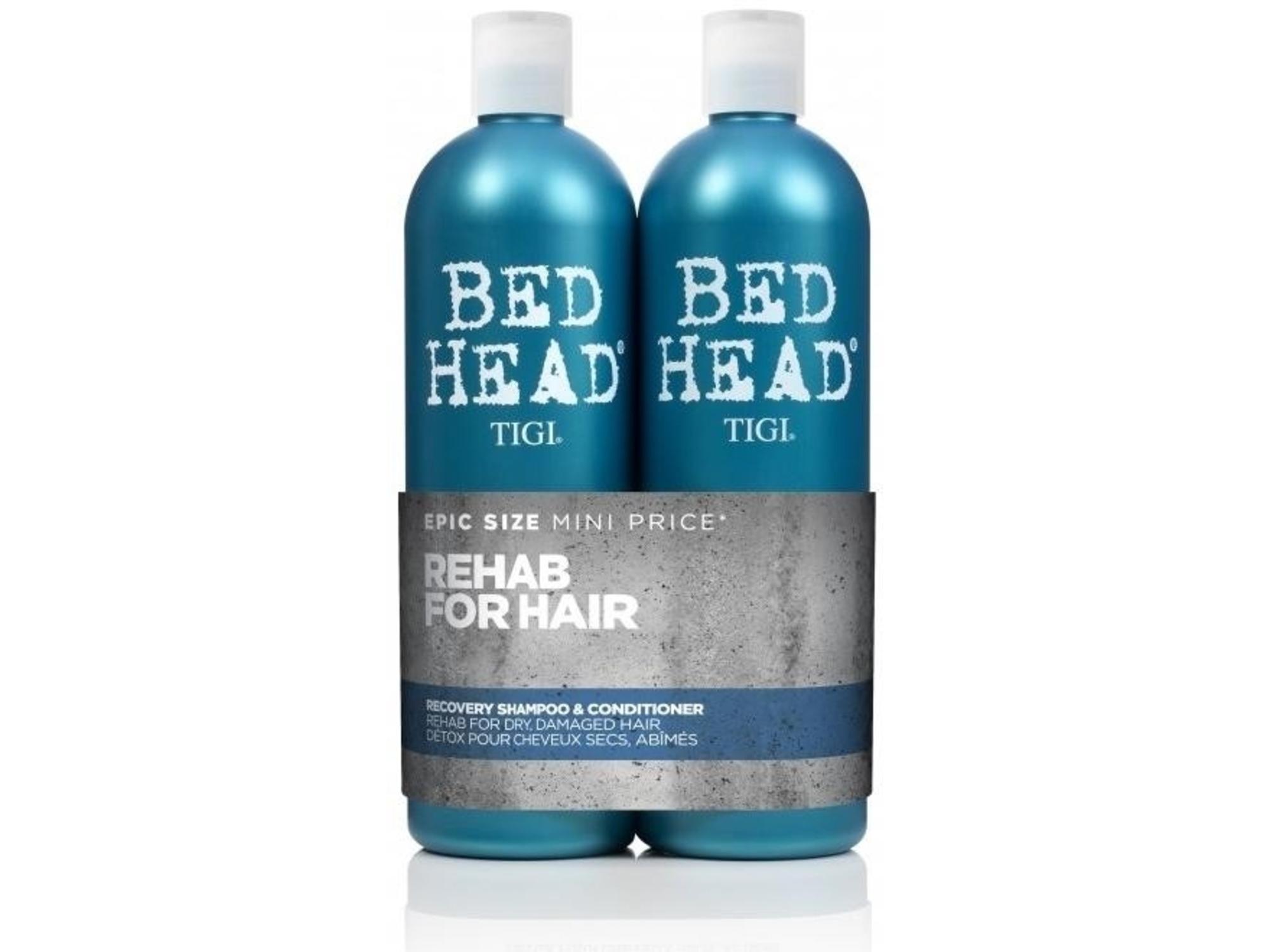 Tigi Kompklet šampon in balzam BED HEAD Urban Recovery 2x750 ml