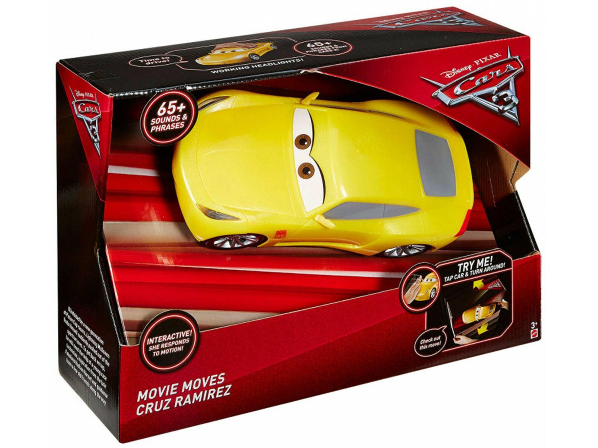 Cars 3 Moves Cruz 03-750010