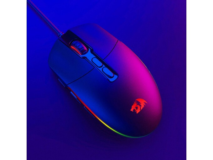 Redragon Invader M719-RGB Wired Gaming Mouse 34711