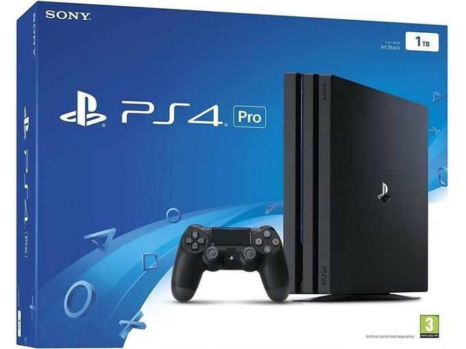 PlayStation 4 Konzola Pro 1TB Gamma Chassis GM00023