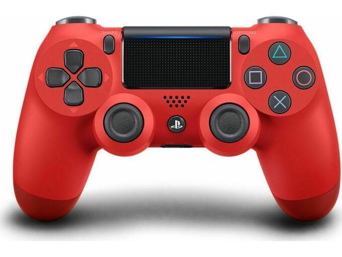 PlayStation Džojstik DualShock 4 Magma Red GM00028