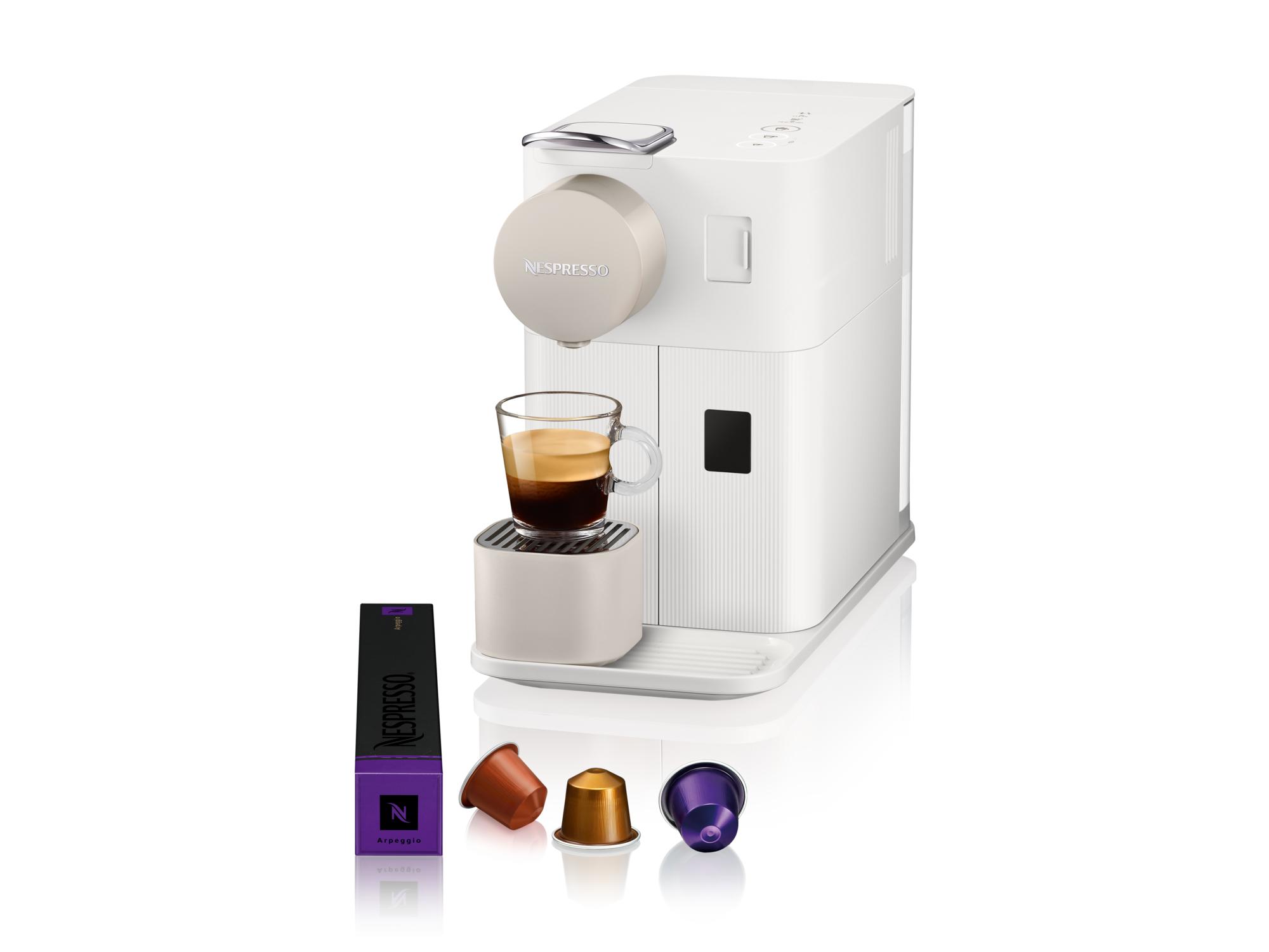 Nespresso Aparat za kafu Lattissima One White F111-EUWHNE-S