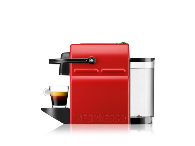 Nespresso Aparat za kafu Inissia Red C40-EURENE3-S