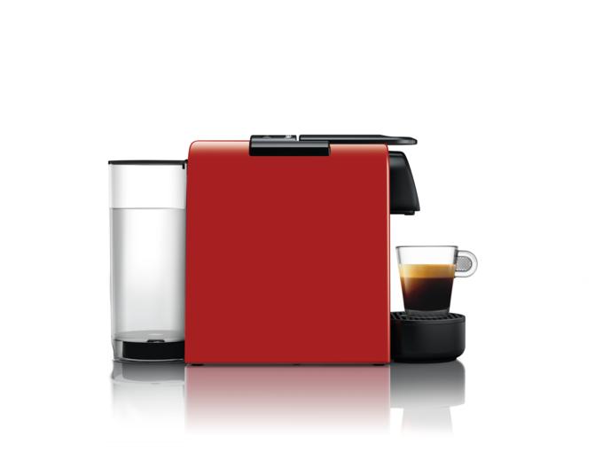 Nespresso Aparat za kafu Essenza Mini Red D30-EURENE1-S