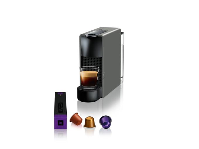 Nespresso Aparat za kafu Essenza Mini Grey C30-EUGRNE1-S