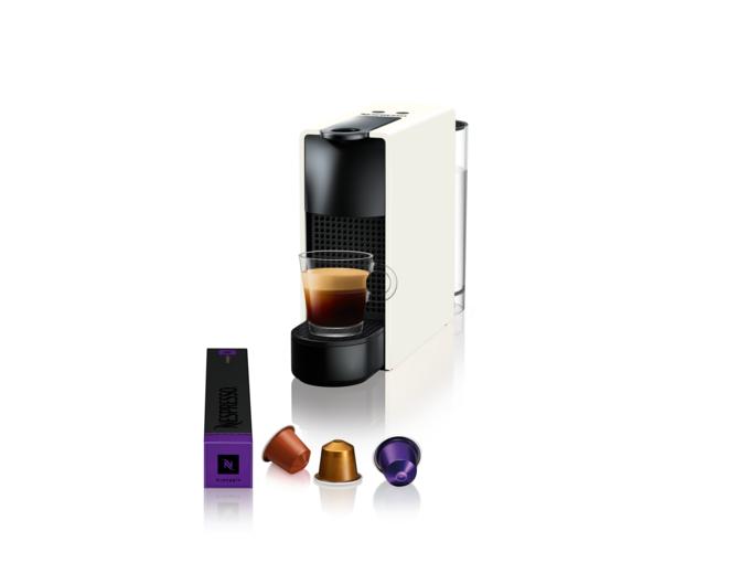 Nespresso Aparat za kafu Essenza Mini White C30-EUWHNE1-S