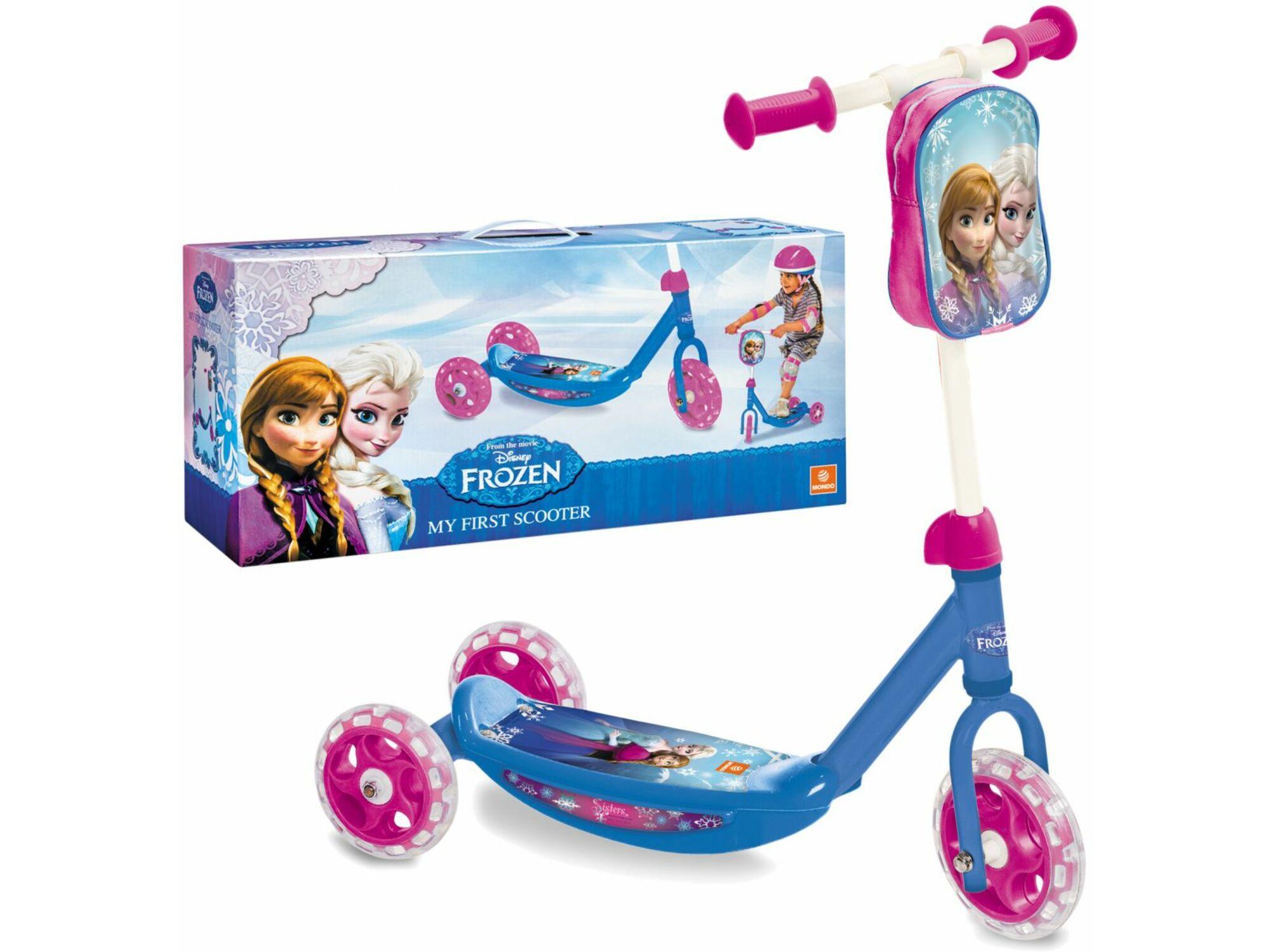 Frozen romobil 3 točka 18-538100