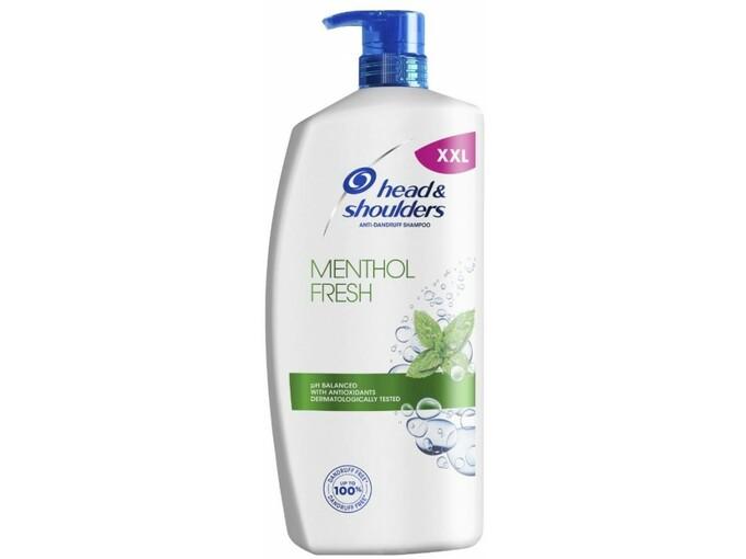 Head&shoulders šampon za lase s pumpico Menthol 900 ml 8001841012667