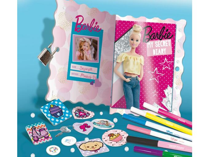 Barbie moj skrivnostni dnevnik 86030