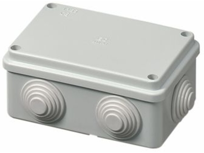 EC DOZE nadometna razvodna doza 120X80X50