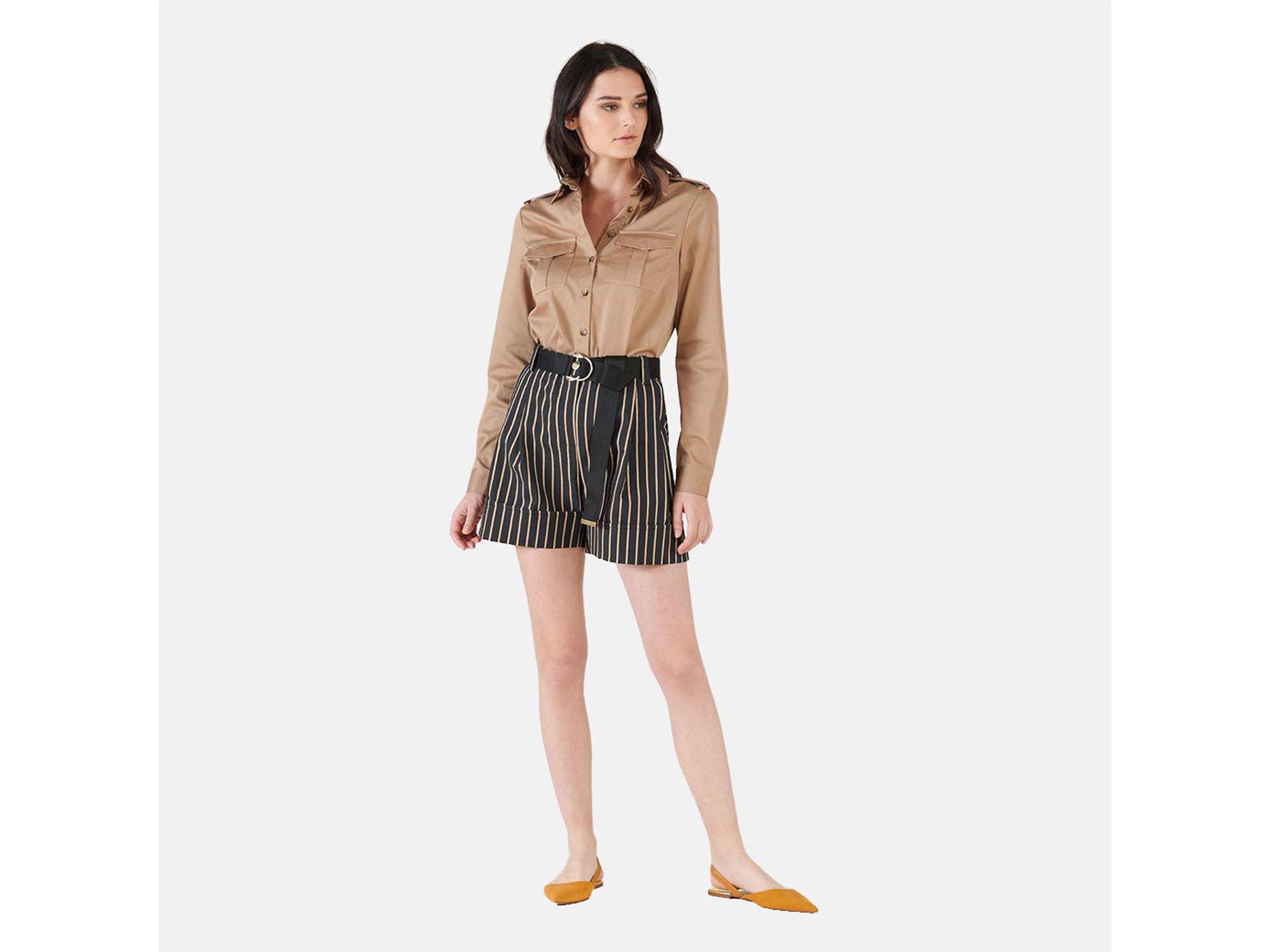 SILVIAN HEACH Ženske kratke hlače + bermuda PGP21332SH FANT.UNIQ 46 / IT VEČBARVNO