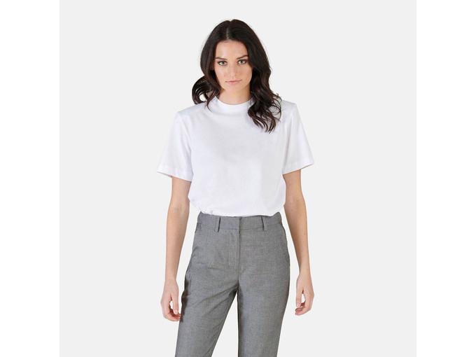 SILVIAN HEACH Ženska majica kratek rokav PGP21803TS WHITE L / INTL BELA
