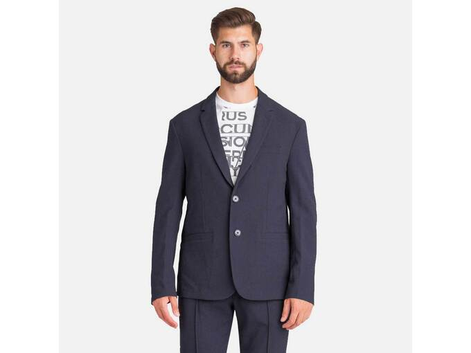 ARMANI EXCHANGE Moška jakna-površnik 8NZG43 ZNFMZ 1583 46 / US MODRA