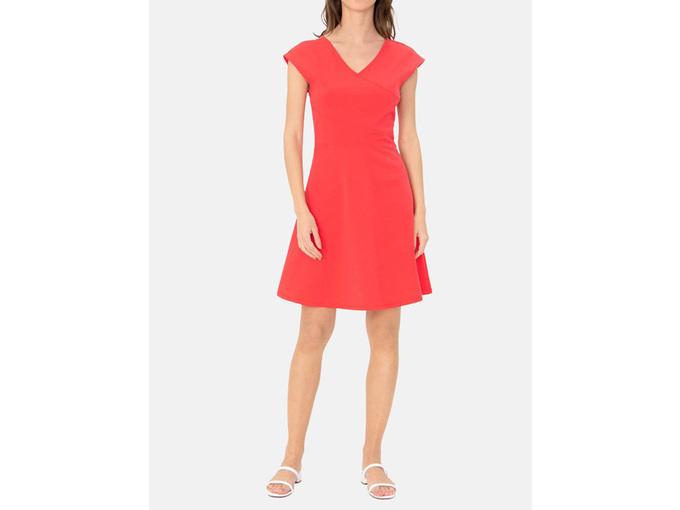 ARMANI EXCHANGE Ženska obleka 3HYA82 YJ33Z 1476 M / INTL RDEČA