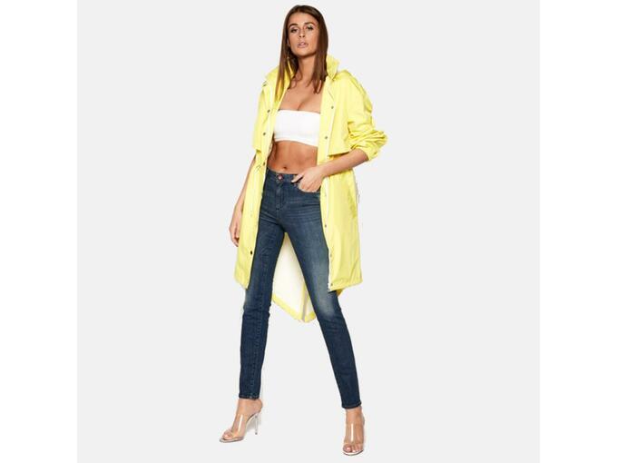 ARMANI EXCHANGE Ženske hlače 5 žepov 3HYJ01 Y2NPZ 1500 26/R / DENIM MODRA