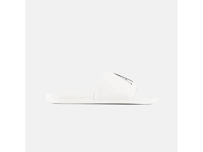 ARMANI EXCHANGE Moški sandali XUP004 XV231 00152 43 / EU BELA