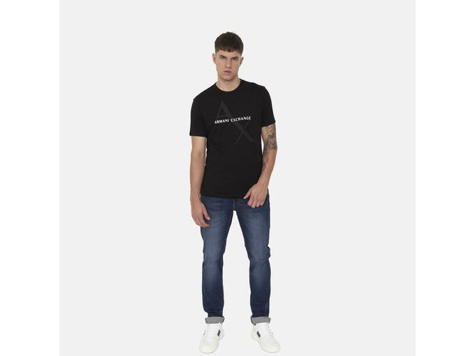 ARMANI EXCHANGE Moški jeans denim 3HZJ13 Z2RRZ 1500 38/L / DENIM MODRA