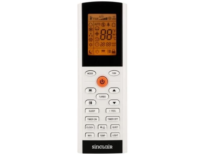 Sinclair Klimatska naprava z montažo ASH-13BIF2 FOCUS PLUS