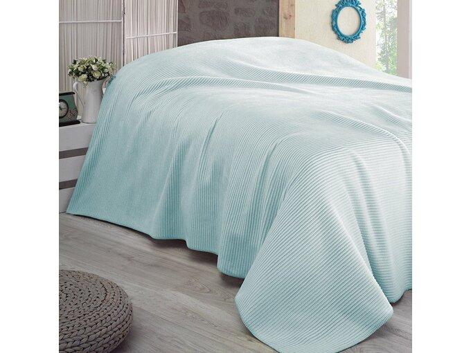 DekorDom Ćebe-prekrivač Lady Blanket 150x200cm - Turquoise