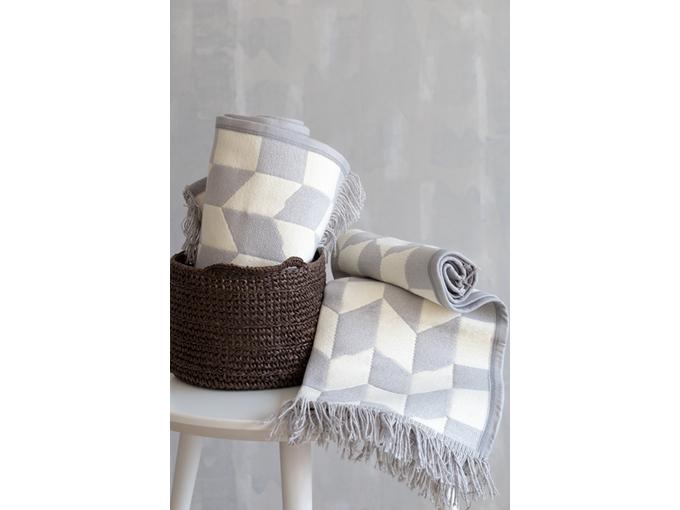 DekorDom Tepih Stella 80X150 - 1811a - Grey Cream