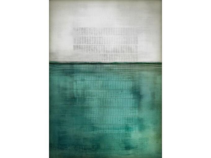 DekorDom Slika 80x120cm Toir25414 - Turquoise