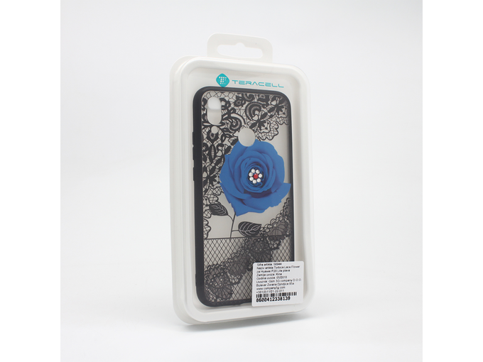 Torbica Lace Flower za Huawei P20 Lite