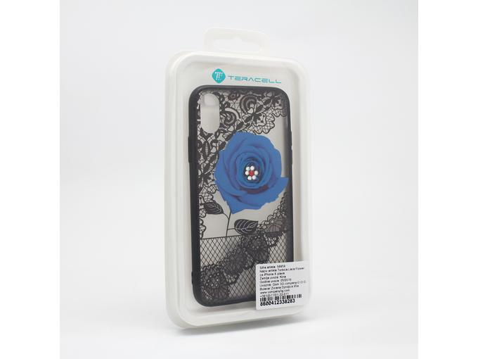 Torbica Lace Flower za iPhone X