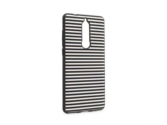 Torbica Luo Stripes za Nokia 5.1 2018