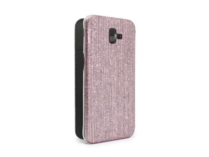 Torbica Flip Crystal za Samsung Galaxy J6 Plus J610FN