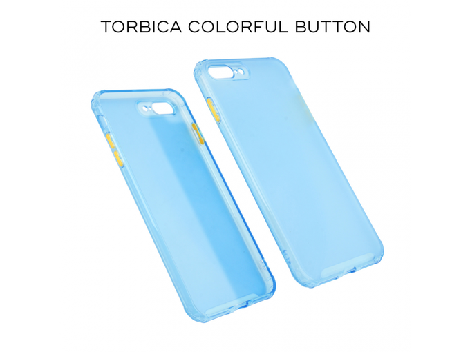Teracell Torbica Colorful button za iPhone XR
