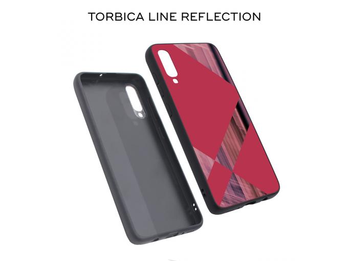Teracell Torbica Line reflection za Samsung Galaxy A80 A805F