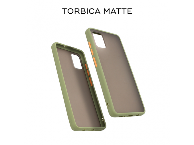 Teracell Torbica Matte za Samsung Galaxy A51 A515F