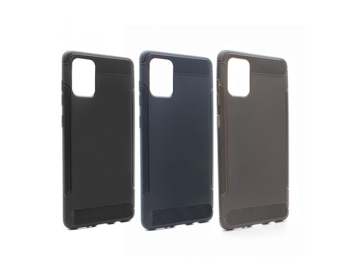 Torbica Silikon Carbon za Samsung Galaxy A51 A515F
