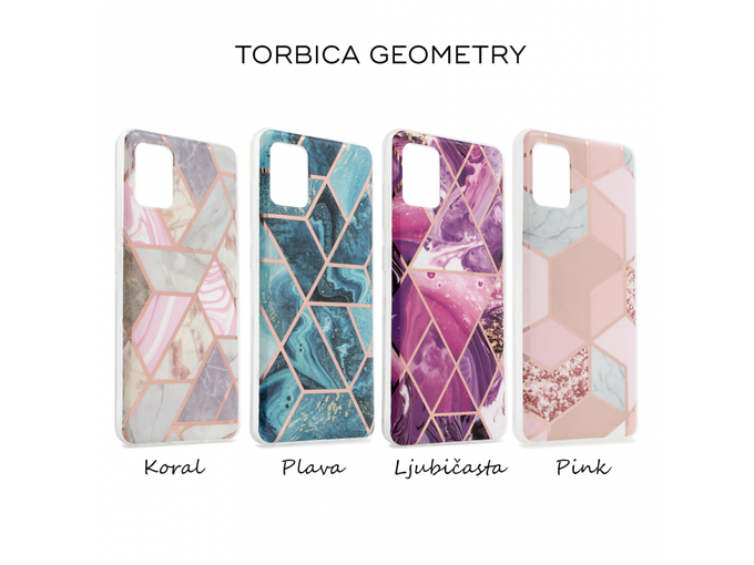 Torbica Geometry za Samsung Galaxy S20 Ultra G988F