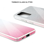 Torbica Glass Glitter za Samsung Galaxy S20 Plus A985F