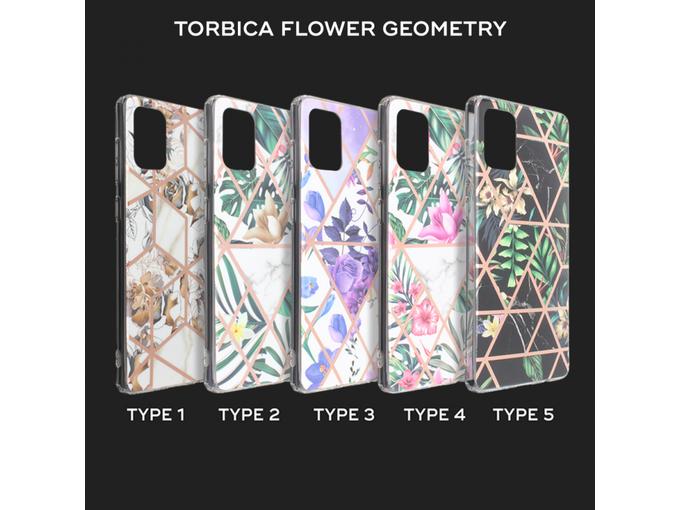 Torbica Flower Geometry za Samsung Galaxy S20 type 5 G980F