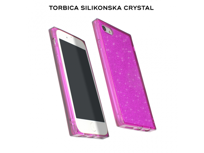 Torbica silikonska Crystal za iPhone 11 6.1