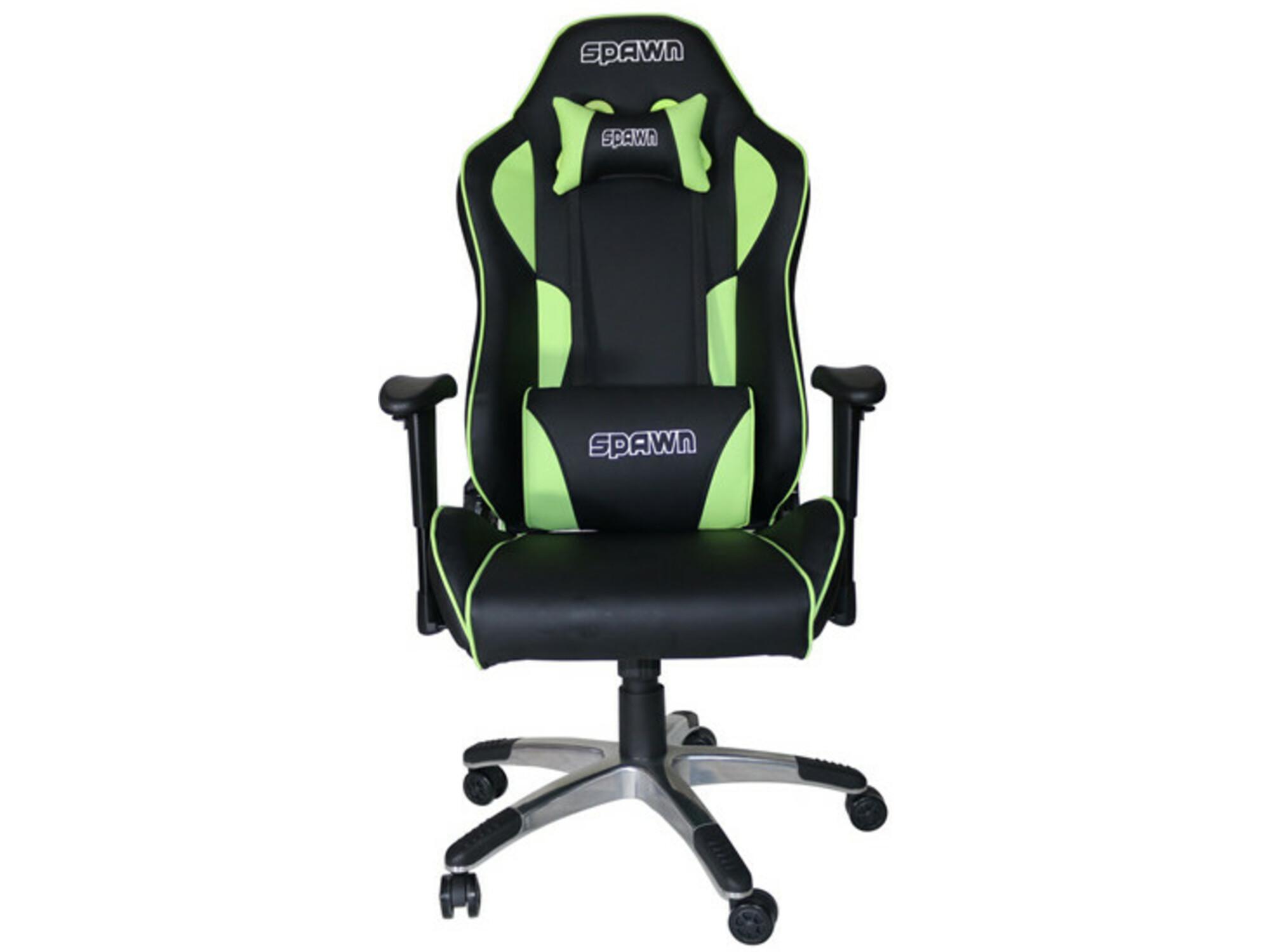 Spawn Gaming Chair Spawn Champion Series Green 29044