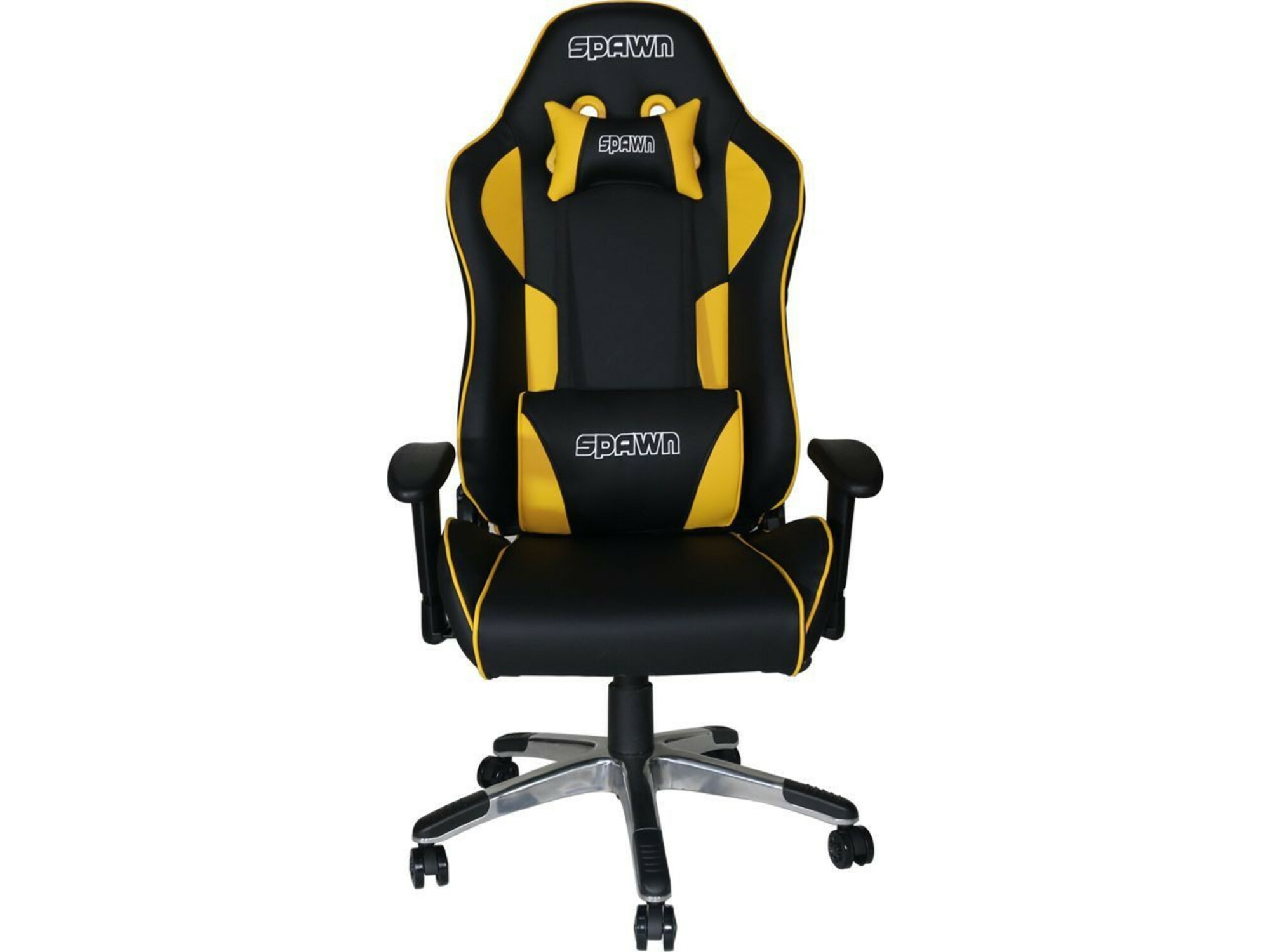 Spawn Gaming Chair Spawn Champion Series Yellow 29043