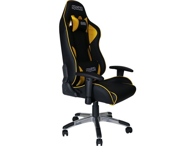 Spawn Gaming Chair Spawn Champion Series Yellow 29043