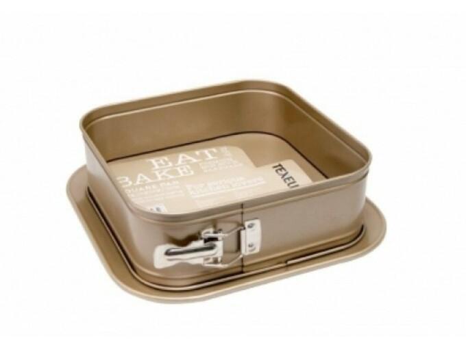 Texell Kalup za tortu pravougaoni Gold LIne TPGL-T243