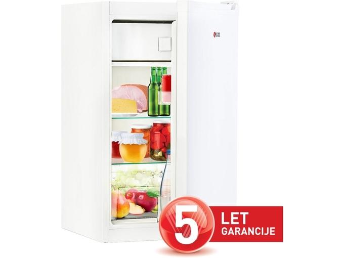 Vox Prostostoječi hladilnik z mini zamrzovalnikom KS 1100 F