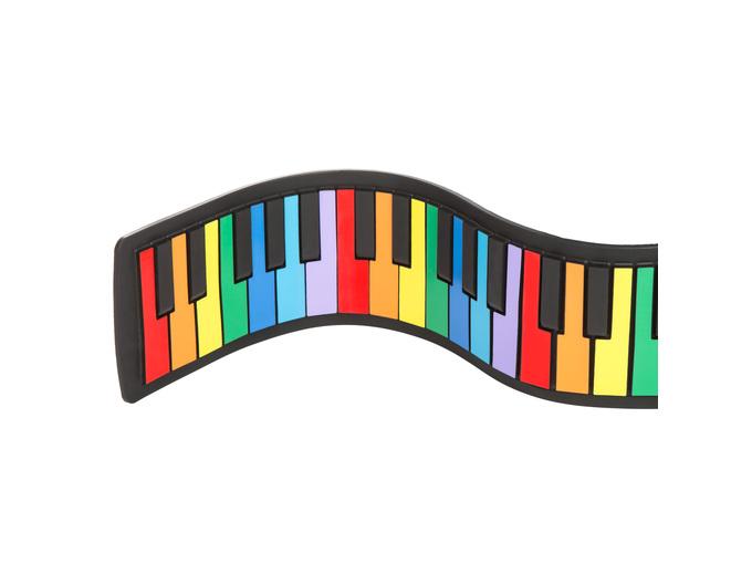 Shoppster Roll Up klavijature