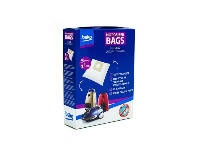 Beko Kese za usisivač Blue Bags 5+1 Filter APA01128