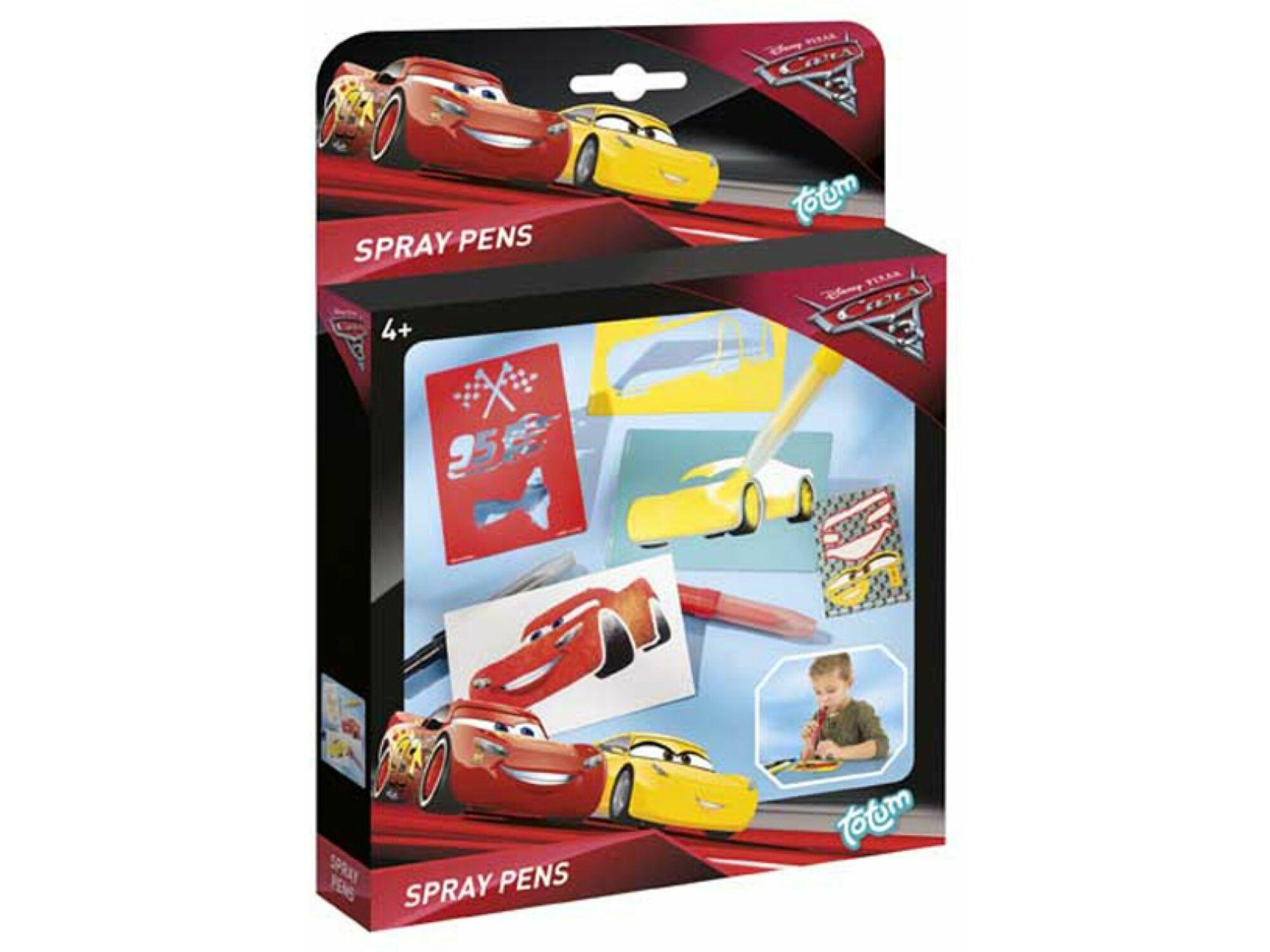 Totum Cars 3 36-201003
