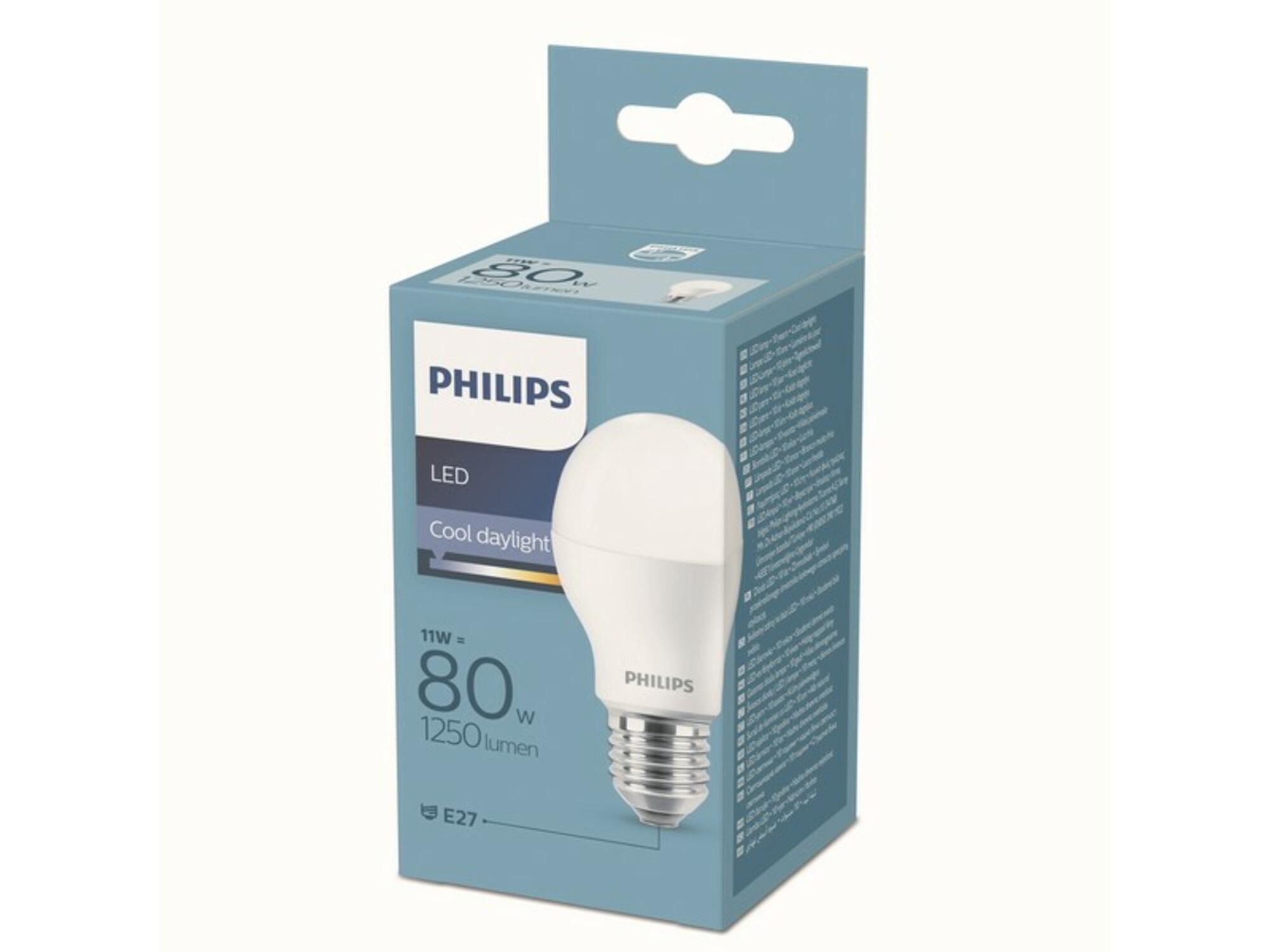 Philips Led Sijalica, Grlo E27, Snaga 11W (80W)  Ps679